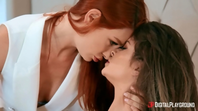 Luscious Lips Blowjob